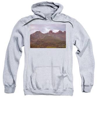 Pusch Ridge Tucson Arizona Sweatshirt