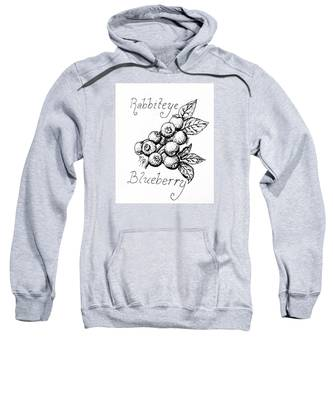 Rabbiteye Blueberry Sweatshirt