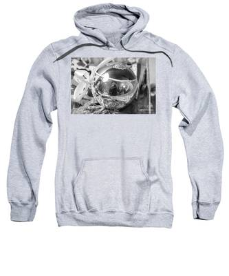 Reflections On A Self Portrait Sweatshirt