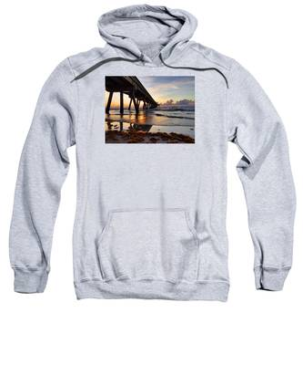 Reflections On The Water Sweatshirt