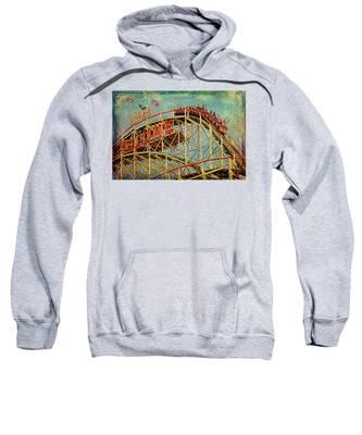 Riding The Cyclone Sweatshirt