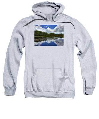 River Reflections  Sweatshirt