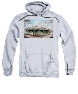 Royal Hotel, Birdsville Sweatshirt