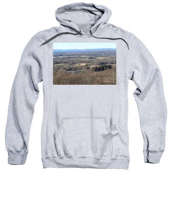 Rt 80 Scenic Ovelook Allamuchy 2 Sweatshirt