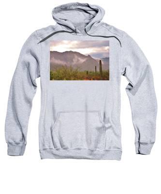 Santa Catalina Mountains II Sweatshirt