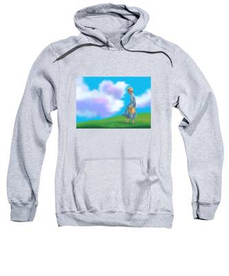 Bare Hooded Sweatshirts T-Shirts