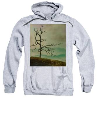Sentinel Of The Shenandoah  Sweatshirt