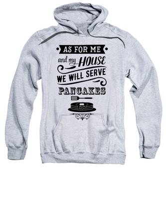 Serve Pancakes Sweatshirt
