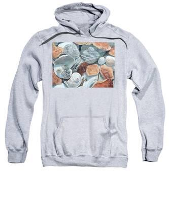 Shells Of The Puget Sound Sweatshirt