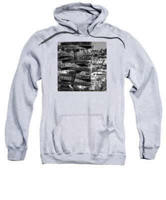 Show Me The Way... Sweatshirt
