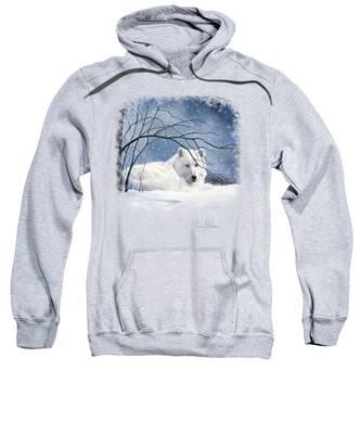 Snowy Sweatshirt