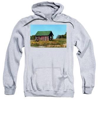 Standing Silent Sweatshirt