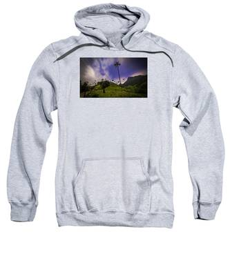 Stars In The Valley Sweatshirt