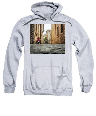 Streets Of Italy Sweatshirt