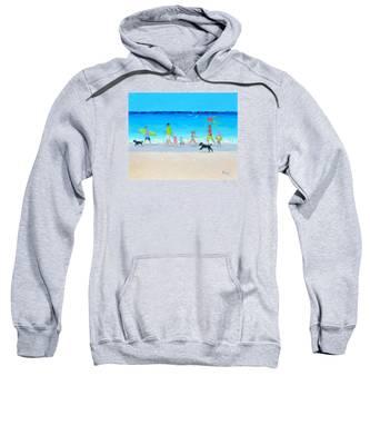 Summer Vacation Time Sweatshirt