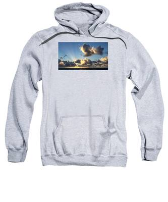 Sun Rays And The Cloud Sweatshirt