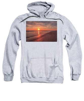 Sunburst At Sunset Sweatshirt