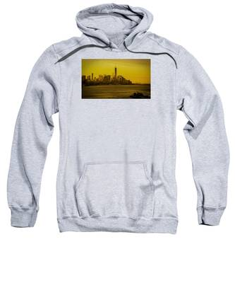 Sunrise Across The Hudson Sweatshirt