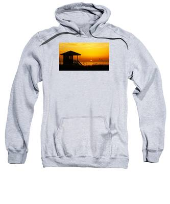 Sunrise Lifeguard Station Sweatshirt