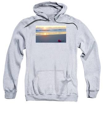 Sunrise Rose Sweatshirt