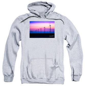 Sunset Spinning Sweatshirt