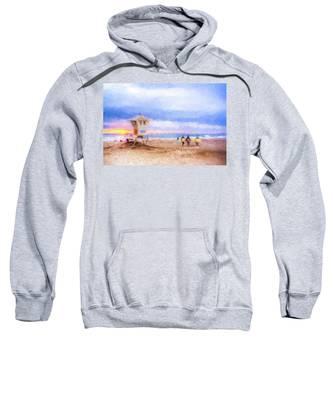 That Was Amazing Watercolor Sweatshirt