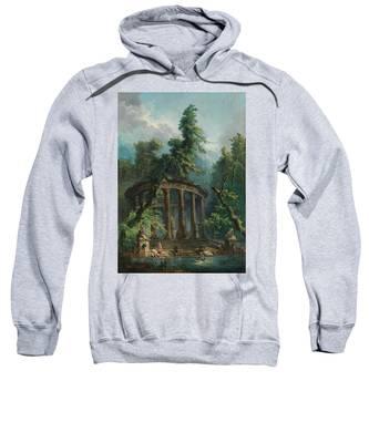 The Bathing Pool Sweatshirt