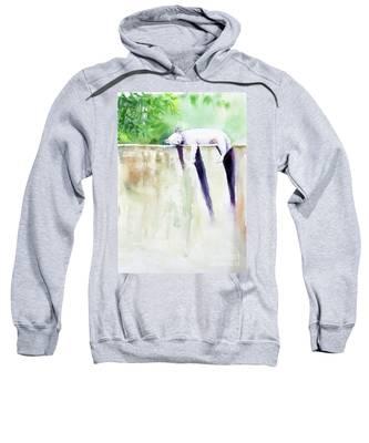 The Cat-nap Sweatshirt