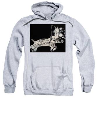 The Chase Bw Sweatshirt