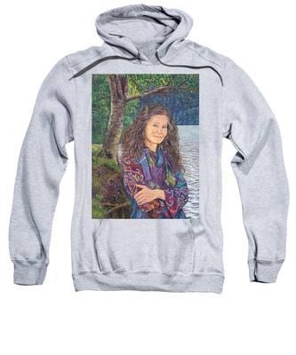 The Color Violet Sweatshirt