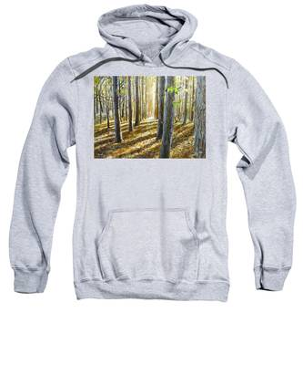 The Forest And The Trees Sweatshirt