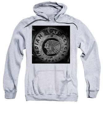 The Indian Motorcycle Logo Sweatshirt