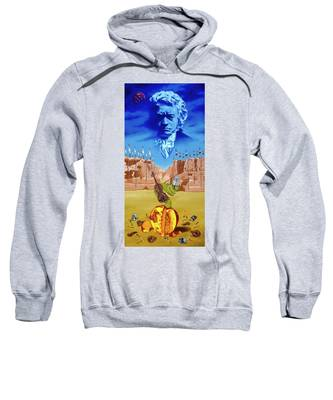 The Last Soldier An Ode To Beethoven Sweatshirt