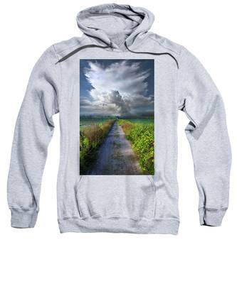 The Only Way In Sweatshirt