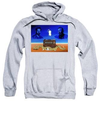 The Snake Sweatshirt