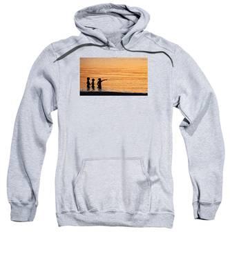 The Wonders Of Children Sweatshirt