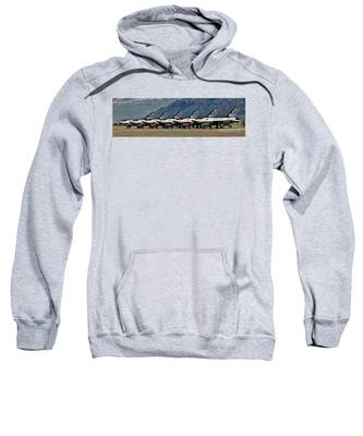 Thunderbirds Ready Sweatshirt