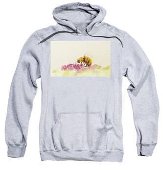 To Bee Or Not To Be Miniature Sweatshirt
