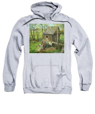 Tom Lott's Mill In Georgia Sweatshirt