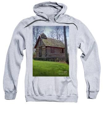 Tom's Country Church And School Sweatshirt