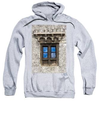 Touch Of Sky Sweatshirt