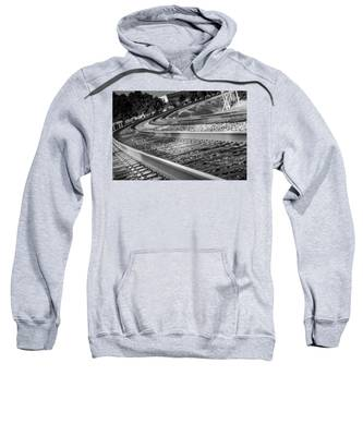 Tracks Through Historic Buford Sweatshirt