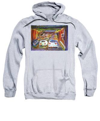 Traffic Jam Sweatshirt