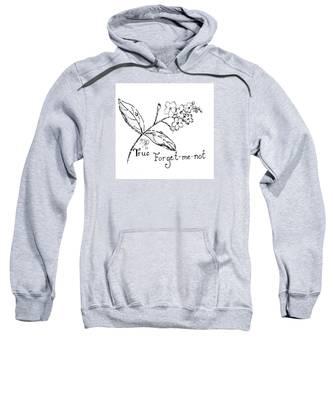 True Forget-me-not Sweatshirt