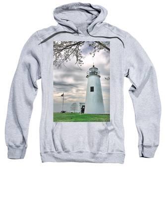 Turkey Point Lighthouse Sweatshirt