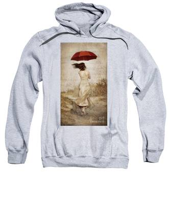 Twirling Painted Lady Sweatshirt