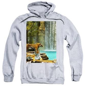 Two Tigers Sweatshirt