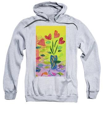 Vase Full Of Love Sweatshirt