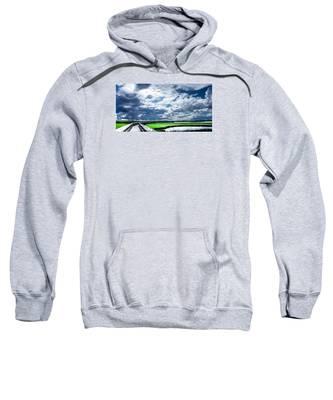 Walk With Me In The Sky Sweatshirt