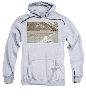 Walking Alone Sweatshirt